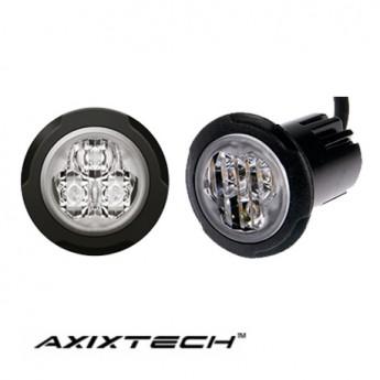 LED Blixtljus Axixtech RDI, ECE-R65 Godkänd