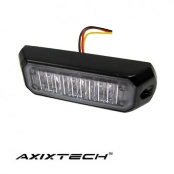 LED Blixtljus Axixtech 3LED, ECE-R65 Godkänd