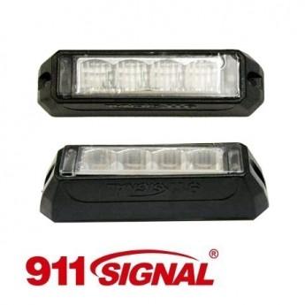 LED Blixtljus 911 Signal C4, ECE-R65 Godkänd