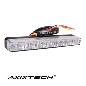 LED Blixtljus Axixtech ES6, ECE-R65 Godkänd