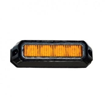 10-PACK LED Blixtljus Helix 4LED, Varningsljus, ECE-R65 Godkänd