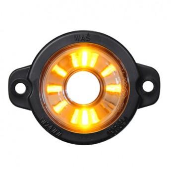 LED-markörljus WAS, Positionsljus, DF Gul