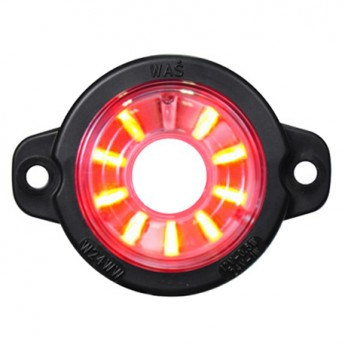 LED-markörljus WAS, SF Röd