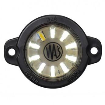 LED-markörljus WAS, Positionsljus, SFL Vit
