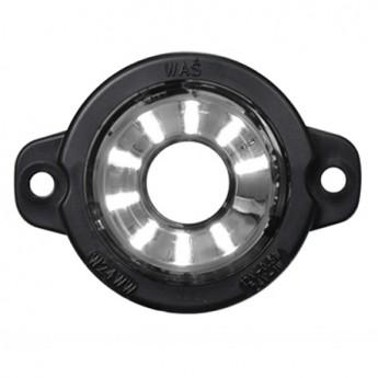 LED-markörljus WAS, Positionsljus, SF Vit