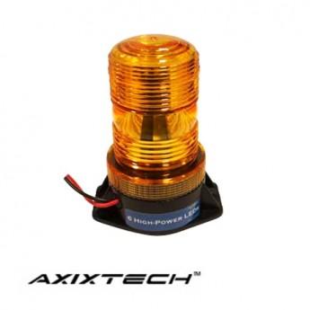 LED Varningsljus Axixtech Saftblandare Skruvmontage, ECE-R65 godkänd