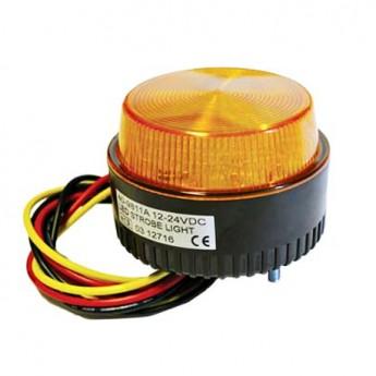 LED Varningsljus Supervision 4LED, Magnet, ECE-R65 godkänd