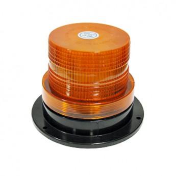 LED Varningsljus Supervision 4LED, Magnet, Tak montering, ECE-R65 godkänd