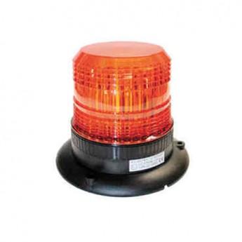LED VARNINGSLJUS SUPERVISION 6LED RF, Skruvmontage, ECE-R65 godkänd