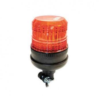 LED VARNINGSLJUS SUPERVISION 6LED RF, Stångmontage, ECE-R65 godkänd