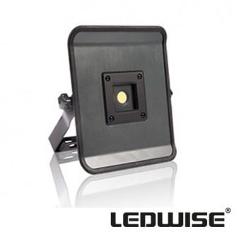 LEDWISE LED strålkastare 20W, Platsbelysning