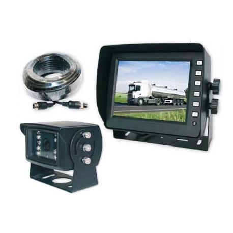 Backkamerasystem 5,6-tumsskärm WK1