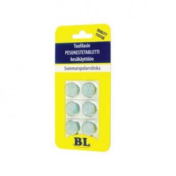 Sommar Spolarvätska 24 liter, Tabletter