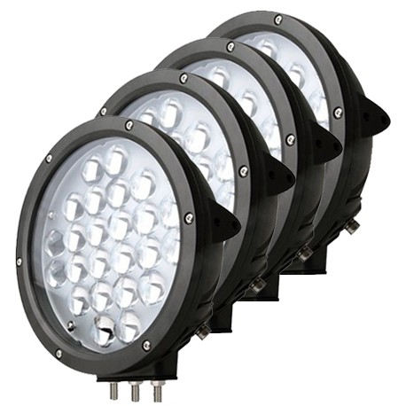 LED extraljus 4-PACK Gripen 120W