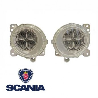 LED Varselljus Scania OEM, R-serien
