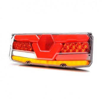 LED Bakljus Höger, Dynamisk, Släpvagn, Semitrailer