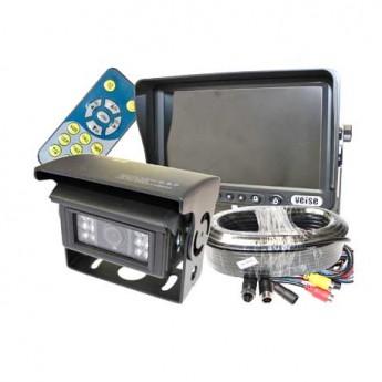 Backkamerasystem 7-tumsskärm CK1-M
