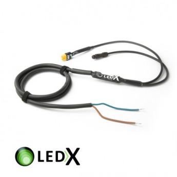 LEDX MC-kabel 2 150 cm