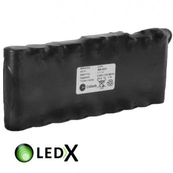 LEDX Batteripack Large