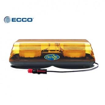 LED Blixtljusramp Blaze II 400 mm, Magnet