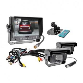 Backkamerasystem 7-tumsskärm CK2-U