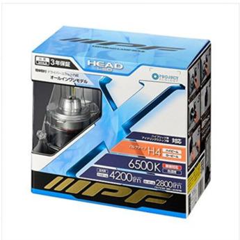 LED konvertering IPF H4 LED 6500K 24W LED konverteringskit 24V