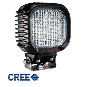 LED arbetsbelysning 4-PACK Bullboy 48W Heavy Duty