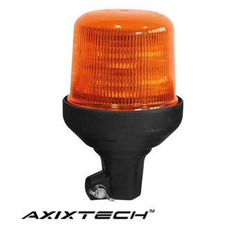 LED VARNINGSLJUS AXIXTECH 10LED, FLEXI-DIN montering