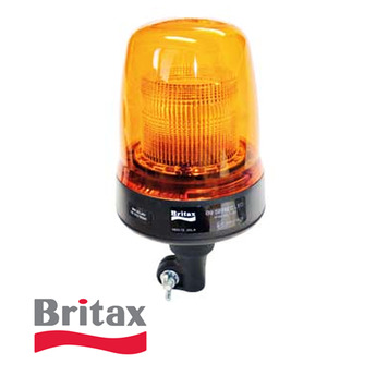 LED VARNINGSLJUS BRITAX 6LED, FLEXI-DIN