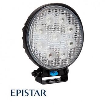 LED arbetsbelysning Helix Classic Rund 27W Epistar