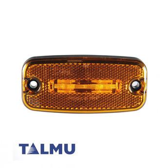 LED-markörljus Talmu, Gul