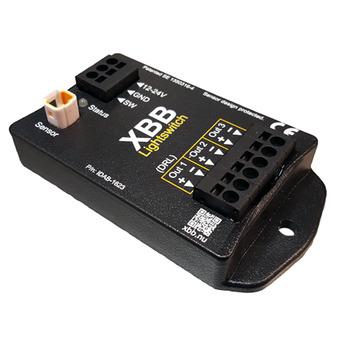 XBB Lightswitch Extraljusrelä, Snabb inkoppling