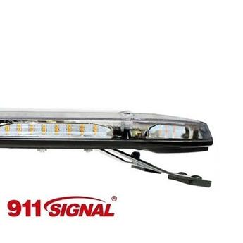 LED Blixtljusramp Warrior 1210 mm
