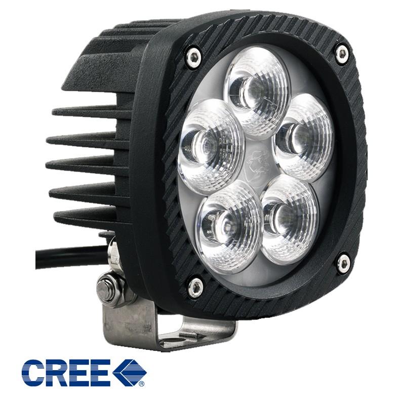 LED Arbetsbelysning Bullpro 50W XL