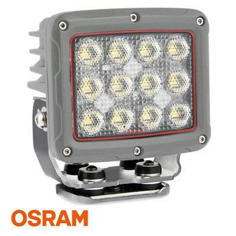 LED arbetsbelysning 180W, Osram, Heavy Duty, Grå