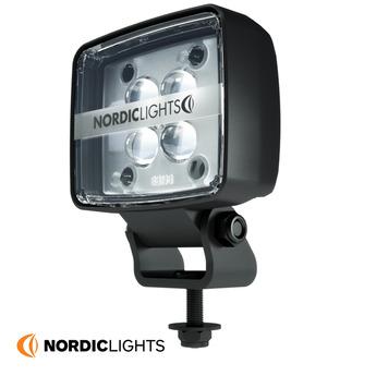 Trucklampa, säkerhetslampa Nordic Lights NN2201