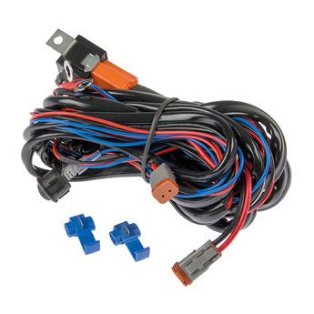 Ledningssats med relä till 2st LED Extraljus (300W)