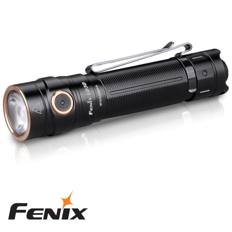 FENIX FICKLAMPA LD30 1600 LUMEN