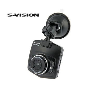 Dashcam Bilkamera S-Vision Full HD Slim