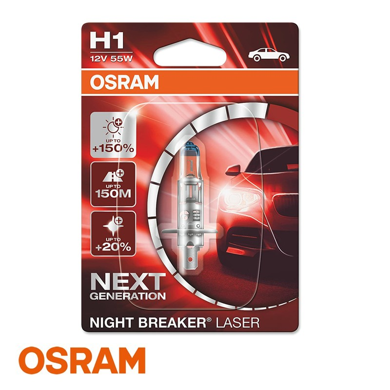 H1 NIGHT BREAKER LASER, 55W
