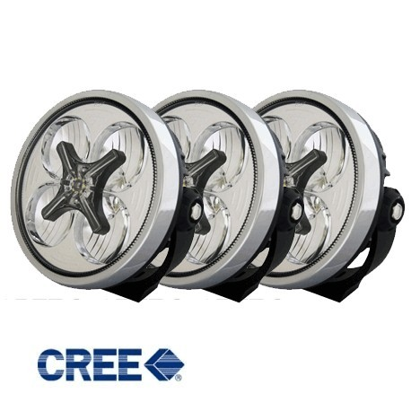 "3-PACK SALA LED 7"" 40W E-märkt"