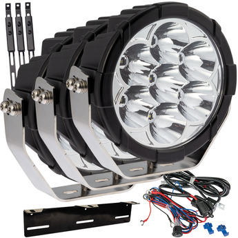 SUPERVISION W-LIGHT BOOSTER 7""