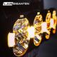 "4-PACK SEEKER QUANTUM LED Extraljuspaket 9"" tum 120W"
