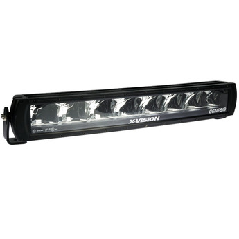 XVISION GENESIS 600 CURVED LED ramp extraljus