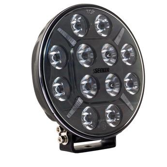 SEEKER 12X 60W LED extraljus 7 tum