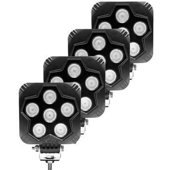 Nya Oledone Buffalo 60W LED Arbetsbelysning 4-PACK