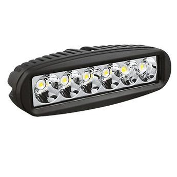 LED backljus backlampa Helix Slimline 18W