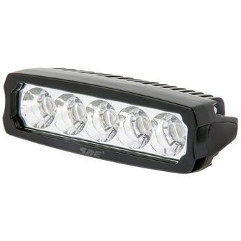 LED Arbetsbelysning, Backljus, Svart