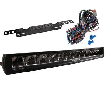 XVISION GENESIS 800 CURVED LED RAMP PAKET