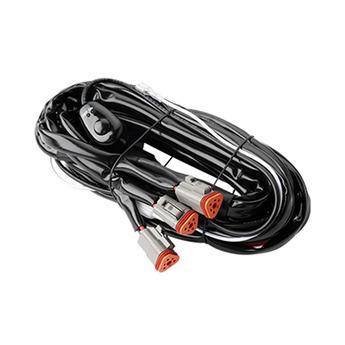 Ledningssats Plug and Play till Seeker LED extraljus
